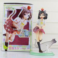 Wholesale Kotobukiya Figure - Anime Kotobukiya Perverted prince and not laugh cat Hidden barrel month PVC Action Figure Model Toy for kids action figure free shipping