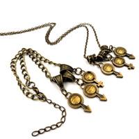 Wholesale Male Slave - MFM chic sexy anklet slave swinger lifestyle necklace bracelet set jewelry CUCKOLD FEMALE MALE accessories AL006