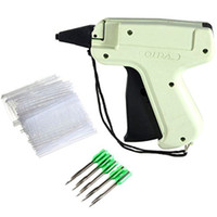 High Quality Plastic Garment Shoes Clothes Jewelry Price Tagging Gun + 5 Needles + 2000 65mm Barbs Set for Jewelry Price Tag