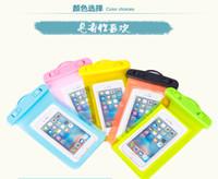 ingrosso sacchetto impermeabile per il telefono-Custodia impermeabile per iPhone 6 Plus Custodia impermeabile per Samsung iPhone 6 edge Custodia impermeabile per cellulare