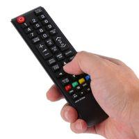 controle remoto universal para hdtv venda por atacado-Substituição Universal Controlador Remoto para Samsung HDTV LED Smart TV Digital Control