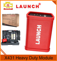 Original Launch X431 HD Modello Heavy Duty Diagnostic Scanner per il camion motore a 24V