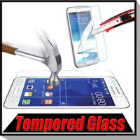 Wholesale Galaxy Grand Screen Guard - 9H Premium Tempered Glass Guard Film Screen Protector For iPhone 7 Plus Samsung Galaxy Grand 2 G850 G530 G350 G313 G355 S7562 S7262 MOQ:10pc