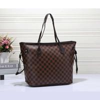 Wholesale Womens Rivet Bags - 2017 New fashion designer bag ladies handbag LUIS VENDON totes shoulder bags handbag womens bag luxury brand name bags