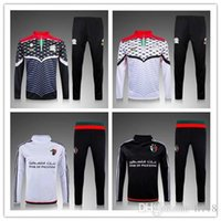 Men order mens clothing - Football Jerseys Palestine white sweater tracksuit Sportswear training Suits mens Clothes Tracksuits Male Hoodies mix order Top quanlity