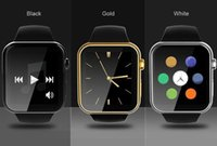 Wholesale Intelligent Wristwatch - A9 Smartwatch Bluetooth Smart watch For Apple For iPhone For Samsung Android Phone Intelligent clock Smartphone Watch Wristwatch