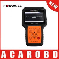 Wholesale Honda Srs Resetting - Universal OBD2 Car Diagnostic Scanner Foxwell NT630 Engine ABS Airbag SRS Diagnostic Scan & Reset Code Reader Tool Scanner