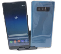 Wholesale Mp Digital - 1GBRAM 4GBROM Note 8 Samrtphone MTK 6580 Quadcore 6.3 Inch Cellphone 8.0 MP Back Camera Dual Camera 1280x 720 Smartphone Sealed Box Hot Sale