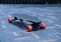 Wholesale Driving Wheel - New Brand 500w 1000w Complete Wireless Controller Professional Sports Electric Skateboard Remote Control 4 Wheels Motor Drive E-Longboard
