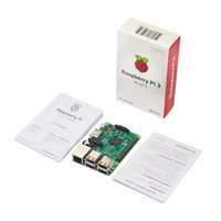 Wholesale Raspberry Pi Model - Raspberry Pi 3 Model B Board 1GB LPDDR2 BCM2837 Quad-Core Ras PI3 B,PI 3B,PI 3 B with WiFi&Bluetooth