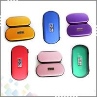Wholesale Ego Start Ce4 - Top quality Ego cases e cigarette e cig zipper case zipper cases middle size for ego t evod ce4 ce5 ce4+ ce5+ mod protank ecig ego start kit