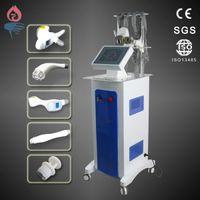 Wholesale Rf Roller - 2016 new design RF cavitation vacuum roller IR multi-function slimming machine