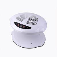 Wholesale Air Polish - Hot & Cold Air Nail Dryer Manicure for Dry Nail Polish 3 Colors 220V EU 110V US Plug UV Polish Nail Dryer Fan