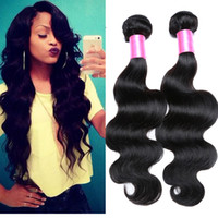 Wholesale Cheap Wholesale Products Free Shipping - DHL Free Shipping Mario Hair Burmese Virgin Hair Body Wave 3 Bundle Deals Rosa Hair Products Burmese Body Wave Cheap Wholesale Burmese Hair