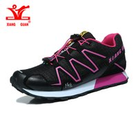 Wholesale XIANG GUAN Original Brand Women s Outdoor Running Shoes Newest Trail Ladies Cushioning Walking Shoes Trainers Sneakers
