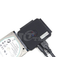 "Wholesale Otc Cables - USB 3.0 HDD Converter Adapter ALL-IN-1 IDE SATA to USB External Cable For 2.5 3.5"" HDD 5.25inch CDROM OTC w  Power Supply"