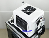 Wholesale Oxygen Beauty Equipment Skin - 2 in1 SPA BIO Lifting RF facial machines skin therapy hydra dermabrasion Oxygen spray skin care beauty equipment