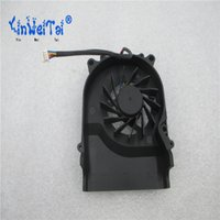 Wholesale Hp Laptops Cpu Fan - New Original CPU fan for HP TouchSmart IQ504 IQ500 laptop cpu cooling fan cooler 13.B3524.F.GN GB0555PHV2-A