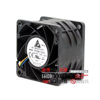 Wholesale axial flow fans - Wholesale- Free Shipping Delta 6038 PFR0612XHE FFR0612DHE DC 12V 3.30A ultra violent strong air flow high speed axial fan