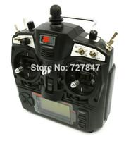 Wholesale Transmitter Receiver Combo - Flysky FS-TH9X TH9XB TX RX 2.4G 9ch 9 Channels System FS Remtoe Control Rc Transmitter & Receiver Combo Flysky FS-TH9X TH9XB