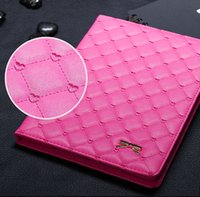 Wholesale Covers Para Ipad - Newest Fashion Bowknot PU Leather Case Stand Cover for Funda iPad Air 2 for iPad Air 1 for iPad Mini 1234 Capa Para