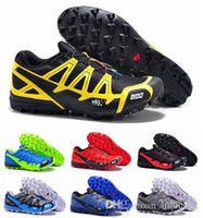 Wholesale Men S Pointed Shoes - wholesale2015 New S-Lab Fellcross 2 Running Shoes For Men Lightweight Leisure Athletic Shoes Men Sports Shoes Free Shipping