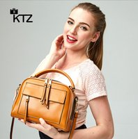 Wholesale Korean Import Bags - The new 2016 South Korean style female lady handbag imported leather a small package handbag bag