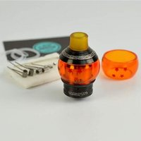 100% autentico palla Dragon Dragon Fumytech 4ml serbatoio di gocciolamento diametro 24mm di diametro 2 in 1 dragonball crystalball rdta Top selling