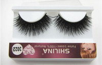 Wholesale Shilina Eyelashes - SHILINA Natural Mink False Eyelashes 1-1.5cm Long Fake Synthetic Hair False Eyelashes Extensions with Casual Makeup 3022