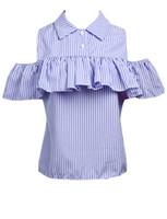 d467104ea9a Venta al por mayor de Blusa De Mujer De Color Rosa Caliente ...