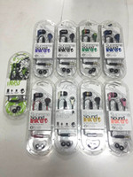 Wholesale Glaxy Phone - Headphones Stereo Bass Earphones With Control Mic For Samsung Glaxy S4 S5 Cell Phone 6 Universal