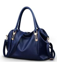 Wholesale Trends Casual Bag - The trend of casual shoulder Messenger bag handbags new wild simple