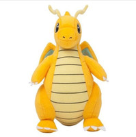 Cartoon Plush Toy Dragonite 9