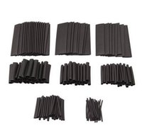 Tubi di HeatShrink del manicotto di shrink di calore di 150pcs 1/2/3/4/6/8/10 / 13mm