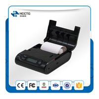 Wholesale Connect With ESC POS dots line Portable USB Bluetooth Mobile Receipt Dot Matrix Printer HCC T7BT