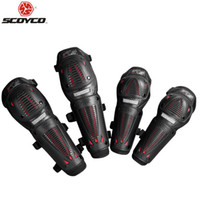 Scoyco k10H10-2 Motorcycle Knee Eblow protector Motor Racing Protetor Motocross Guards MX Pads motocicleta moto CE Sports