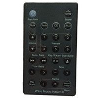 Wholesale Radio C3 - Wholesale- New Remote (Black) for B ose Wave Radio CD Music System AWRC-C1 AWRC-C2 AWRC-C3