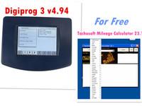 digiprog3 v4.94 großhandel-Kaufen Digiprog III V4.94 Digiprog3 Kilometerzähler Master-Programmierer Gesamtes Kit Multi Sprachen senden Tachosoft Meilenrechner 23.1