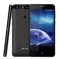"Wholesale Wholesale Core Power - Leagoo Kiicaa Power Mobile Phone 4000mAh 5.0""HD Android 7.0 MT6580A 2GB RAM 16GB ROM 8MP Dual Cameras Fingerprint 3G Smartphone"