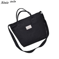 Men cashmere uses - Xiniu Women Messenger Bags Solid Candy Color Double Use Women Tote Bag Handbag Sac A Main