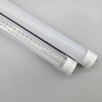 Wholesale 11w Led Lamp - 2ft 11W 3ft 18W 4ft 22W 36W 3200lm T8 1.2M Double Row Led Tube Lights SMD 2835 G13 base Lighting Lamp Warm Natural Cool White AC85-265V