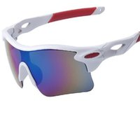 Wholesale Sun Wind Glasses - DHL Cycling Glasses Sun Glasses Outdoor Sports Cycling Glasses Sunglasses Wind for Men Dazzle Colour Sunglasses