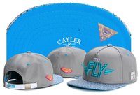 Unisex spring traditions - CARRY ON Cayler Sons TRADITION Snapbacks cap quality hip hop Snapbackcaps baseball cap men women grey blue fashion ball caps