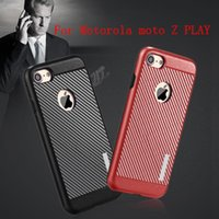 Wholesale carbon fibre cases for iphone for sale – best Hybrid in1 Armor Case For iphone plus plus For Motorola moto Z PLAY Galaxy J5 prime Carbon Fibre TPU PC Cover