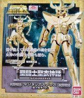 Wholesale Bandai Saint Seiya Cloth - BANDAI MODEL Kit model toy saint seiya sagittarius Aioros myth cloth GALAXY WAR NUEVO action figures toy