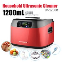 Wholesale Tool Sonic - 2017 New Household Ultrasonic Cleaner 1.2L 2.5L Sonic Wave Timer Cleaning Tools For Jewelry Glasses Luxury Watch Smart Digital Machine