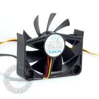 Wholesale New Amd - New G6015S12B2 DA 12V 0.07A 6015 DLP TV silent cooling fan for nonoi 60*60*15mm fan ribs