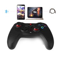 Compra Notebook Android Notebook-IMecoo Wireless o cablato Gamepad Bluetooth controller di gioco Joystick per Iphone e Android Phone Tablet PC Notebook 0801088