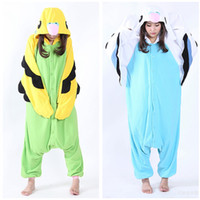 Wholesale Parrot Halloween Costume - Parrot Cosplay Costumes Onesie Pajamas Kigurumi Jumpsuit Hoodies Adults Romper For Halloween Mardi Gras Carnival