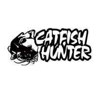 Wholesale Products For Hunting - New Product For Catfish Hunter Fishing Hunting Fish Truck Car Decal Vinyl Jdm Sticker Car Styling Accessories Decorate